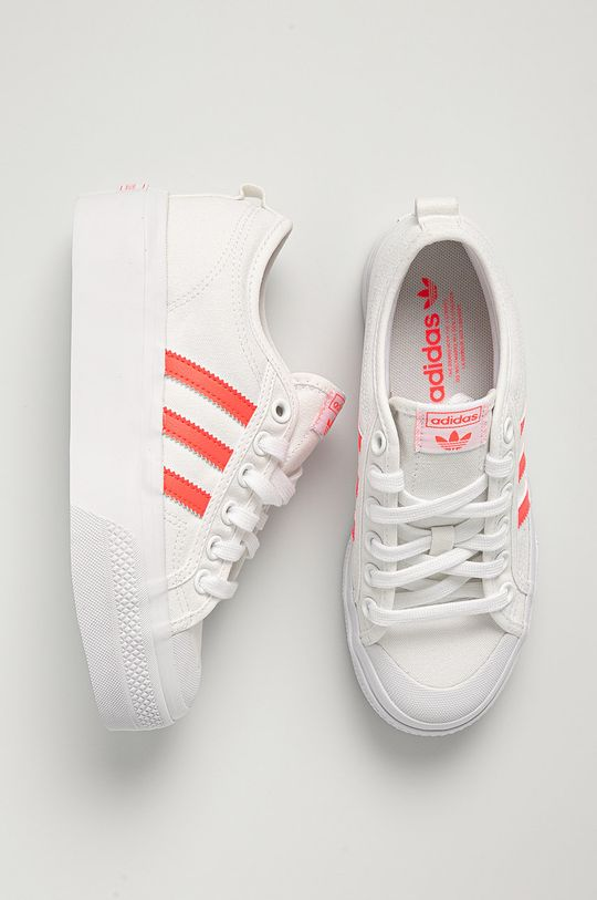 adidas Originals - Tenisówki Nizza Platform W Damski