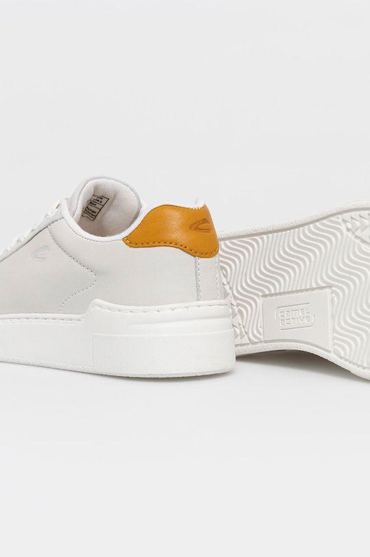 Camel Active - Kožené boty  Svršek: Přírodní kůže Vnitřek: Textilní materiál Podrážka: Umělá hmota