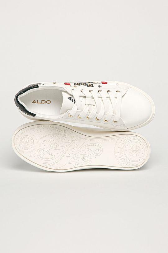 biały Aldo - Buty Lovestory