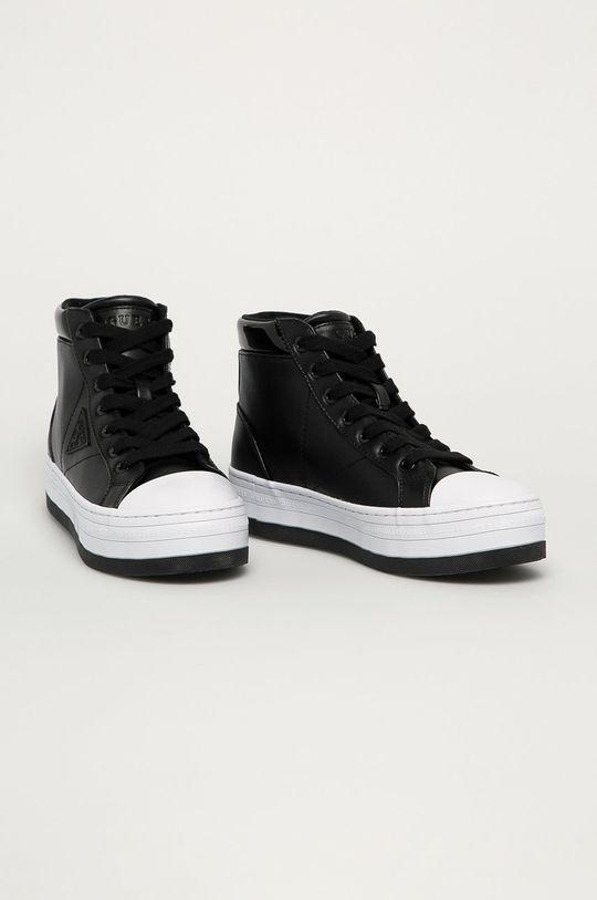 Guess - Topánky čierna