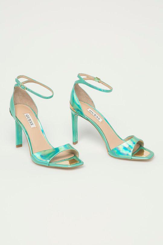 Guess - Sandale verde