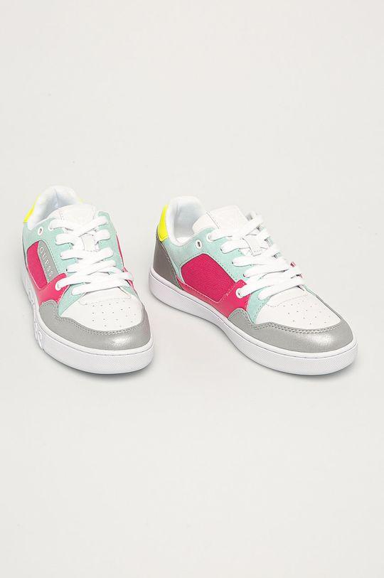 Guess - Topánky viacfarebná