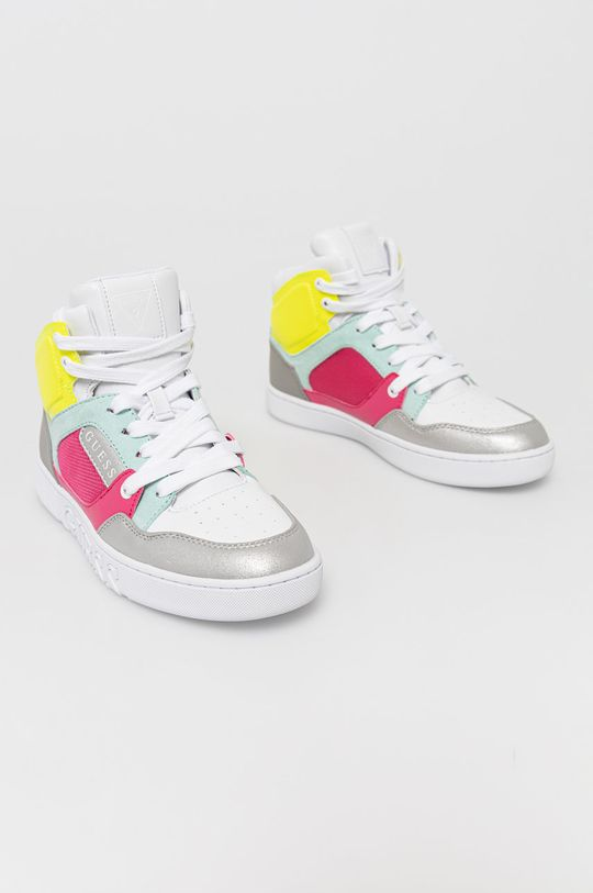 Guess - Buty multicolor