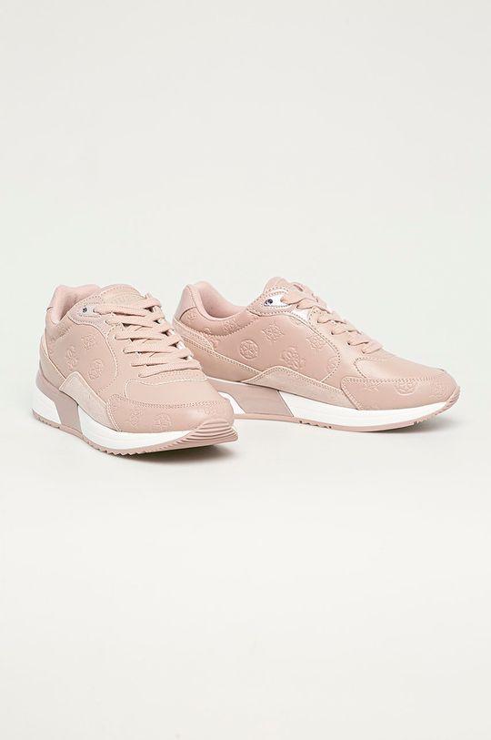 Guess - Topánky ružová
