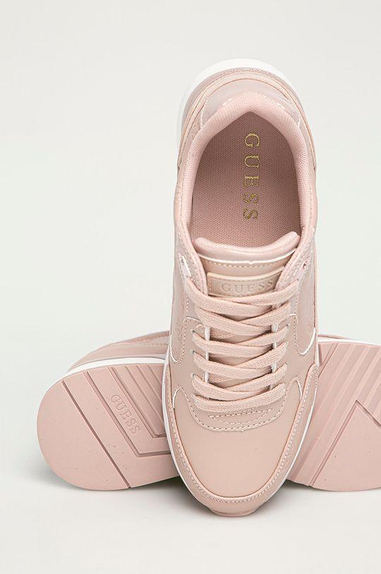 ružová Guess - Topánky