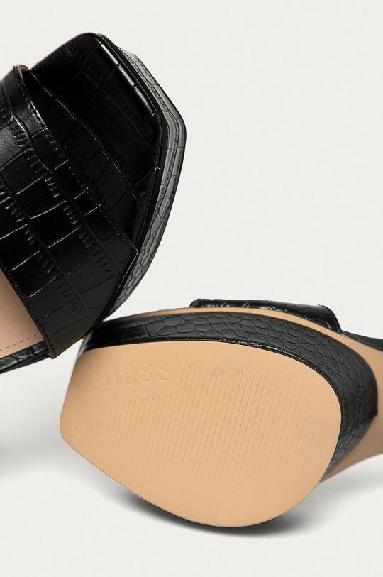 černá Guess - Sandály