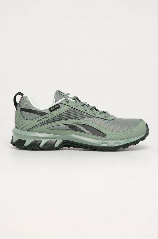 зелёно-коричневый Reebok - Ботинки Ridgerider 6 GTX Женский