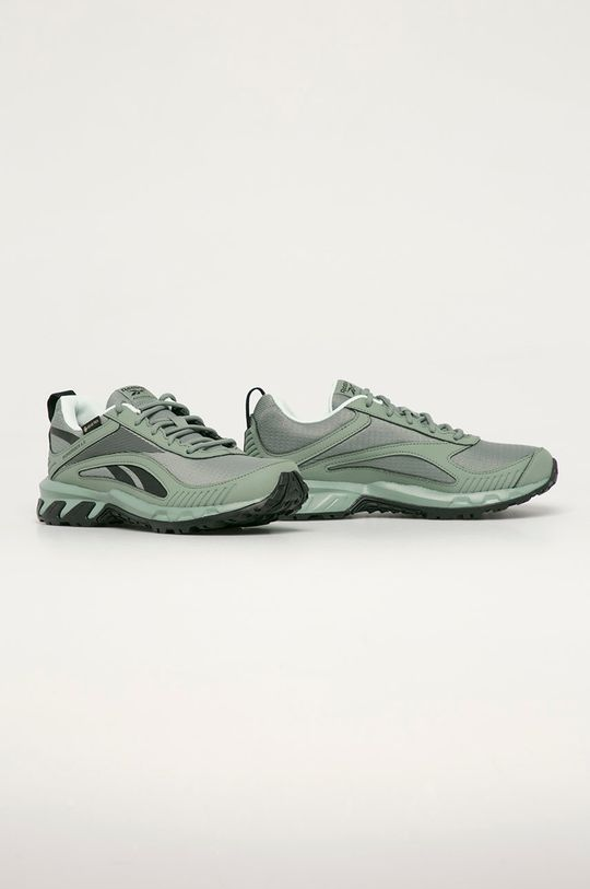 Reebok - Ботинки Ridgerider 6 GTX зелёно-коричневый