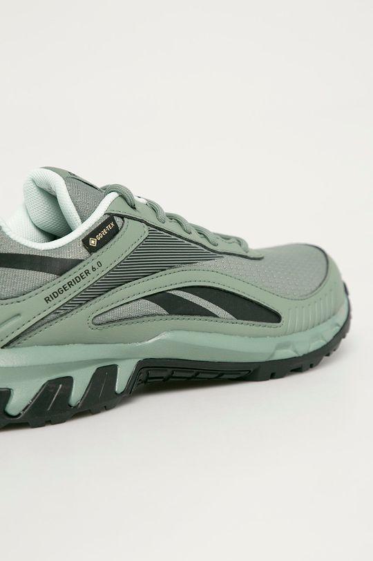 зелёно-коричневый Reebok - Ботинки Ridgerider 6 GTX