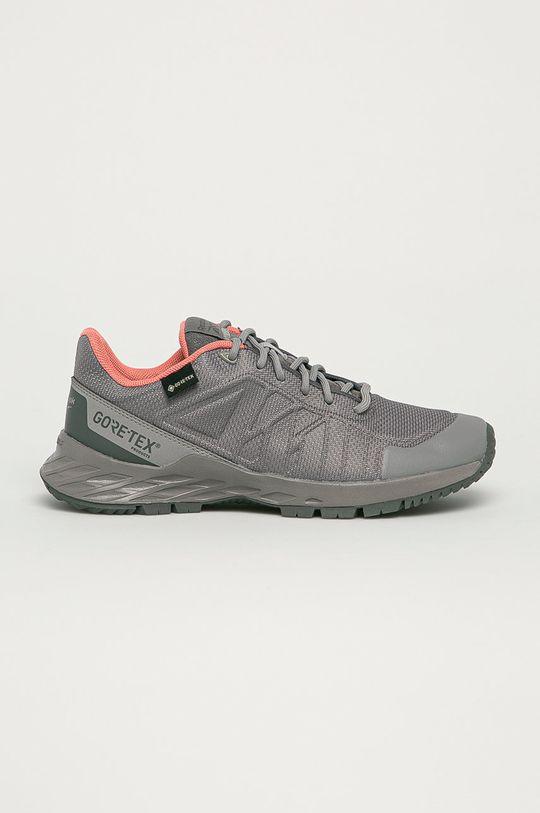 sivá Reebok - Topánky Astroride Trial GTX 2.0 Dámsky