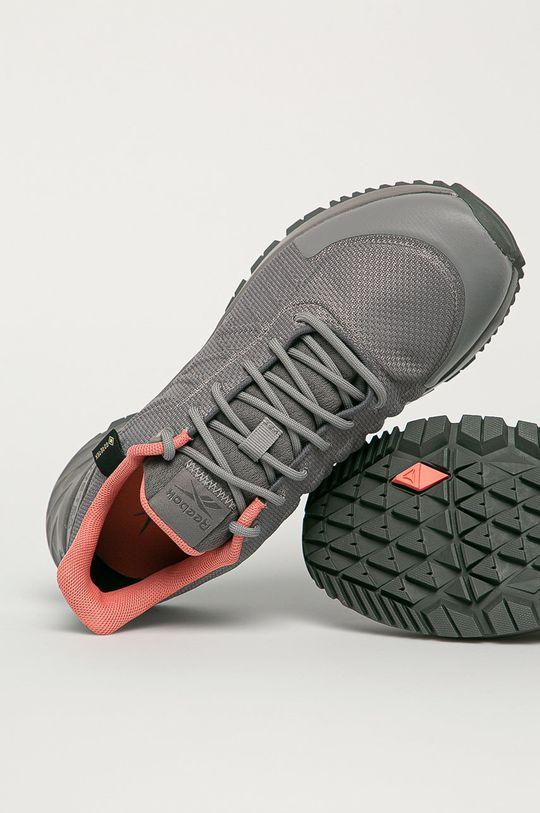 sivá Reebok - Topánky Astroride Trial GTX 2.0