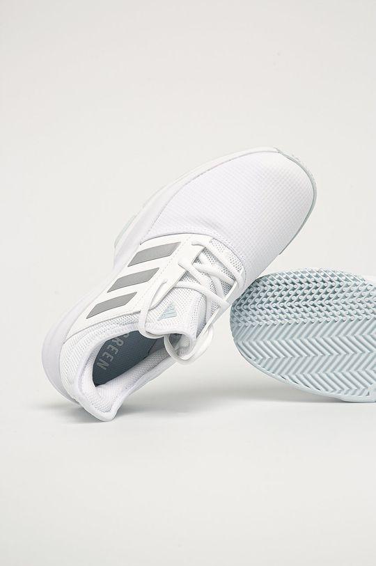 bílá adidas Performance - Boty Game Court