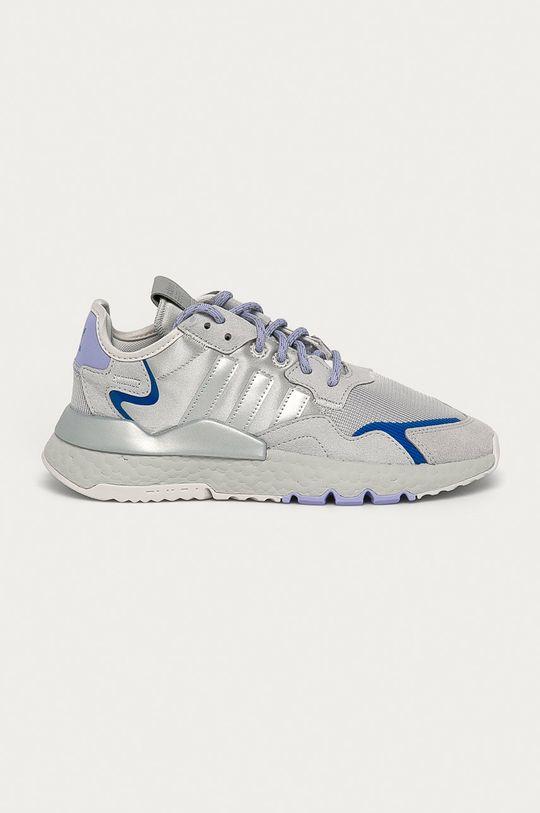 gri adidas Originals - Pantofi Nite Jogger De femei