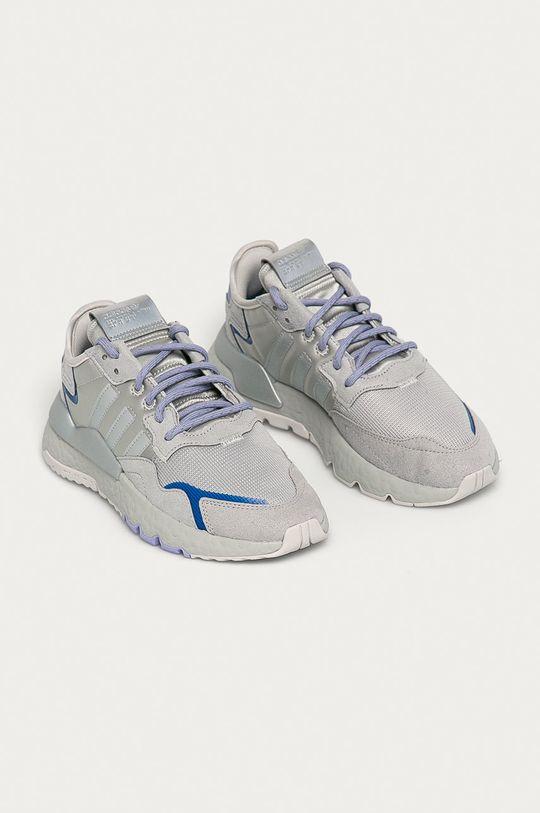 adidas Originals - Pantofi Nite Jogger gri