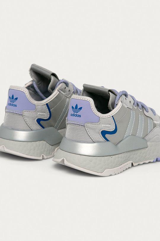 adidas Originals - Pantofi Nite Jogger  Gamba: Material sintetic, Material textil Interiorul: Material textil Talpa: Material sintetic
