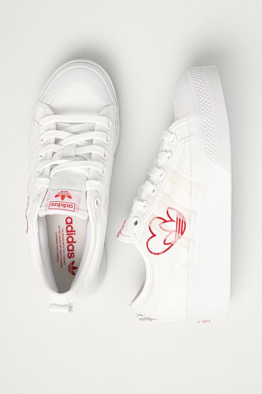 adidas Originals - Tenisówki Nizza Platform Damski