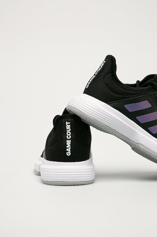 adidas Performance - Boty GameCourt  Svršek: Textilní materiál Vnitřek: Textilní materiál Podrážka: Umělá hmota