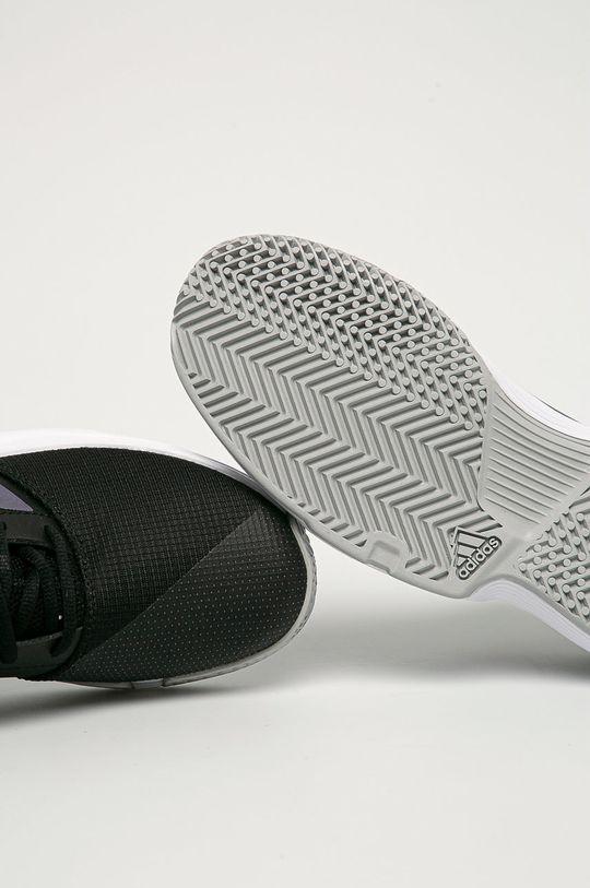 černá adidas Performance - Boty GameCourt