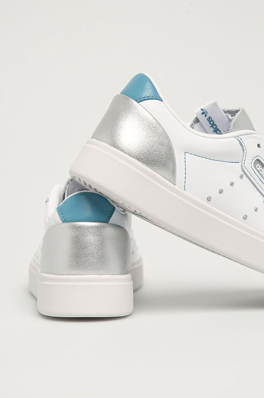 adidas Originals - Ghete de piele Sleek  Gamba: Piele naturala Talpa: Material sintetic