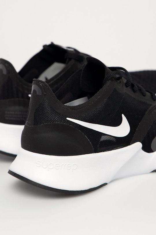 czarny Nike - Buty Superb Go