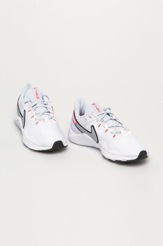 Nike - Boty Legend Essential 2 bílá
