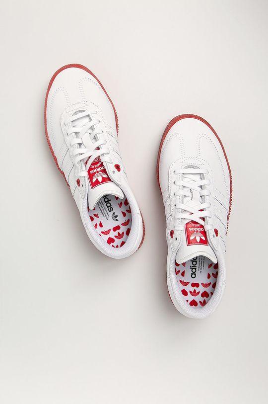 adidas Originals - Kožené boty Sambarose Dámský