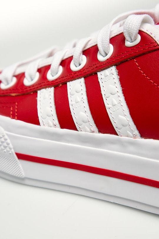 adidas Originals - Kožené tenisky Nizza  Svršek: Přírodní kůže Podrážka: Umělá hmota