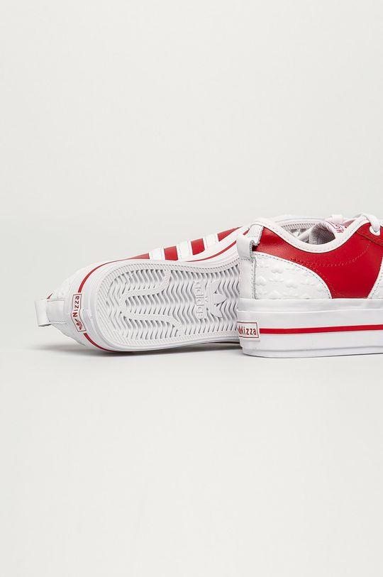 adidas Originals - Kožené tenisky Nizza Dámský
