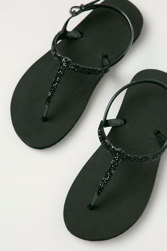 čierna Flip*Flop - Sandále