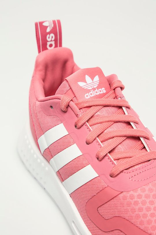 ružová adidas Originals - Topánky Multix