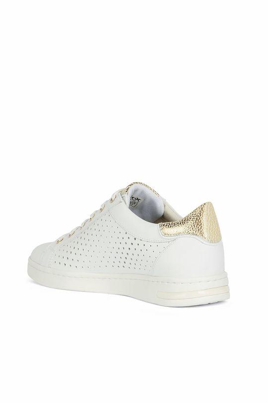 bílá Geox - Kožené boty