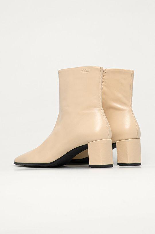 Vagabond - Kožené kotníkové boty Tessa  Svršek: Přírodní kůže Vnitřek: Textilní materiál, Přírodní kůže Podrážka: Umělá hmota
