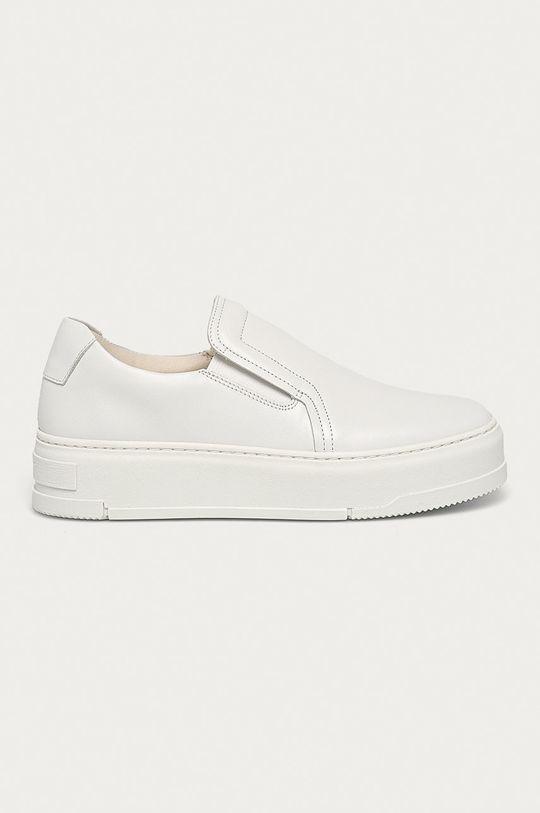 biela Vagabond - Kožená obuv Judy Dámsky