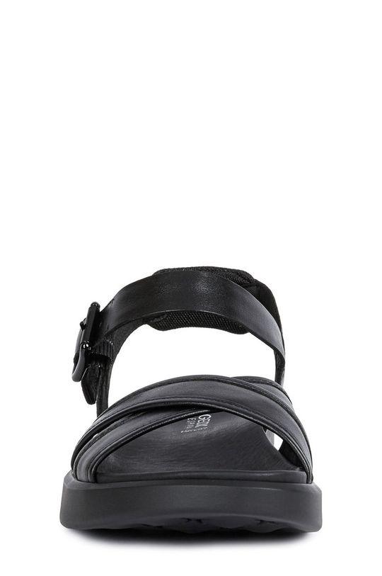 Geox - Kožené sandály  Svršek: Přírodní kůže Podrážka: Umělá hmota Vložka: Přírodní kůže
