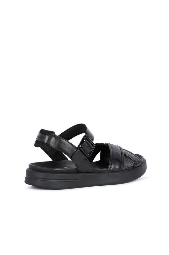 Geox - Kožené sandály Dámský