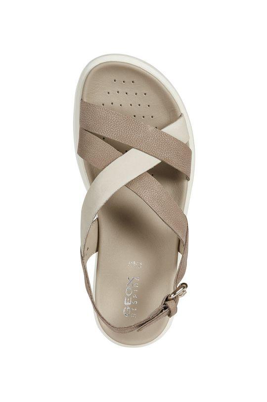 Geox - Sandały skórzane dziecięce