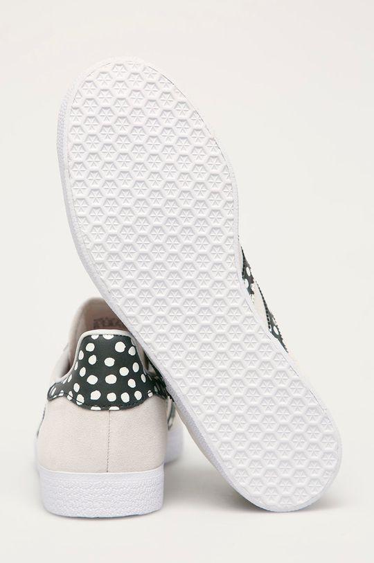 adidas Originals - Semišové boty Gazelle  Svršek: Semišová kůže Vnitřek: Textilní materiál Podrážka: Umělá hmota
