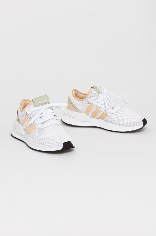 adidas Originals - Pantofi U_PATH X W alb