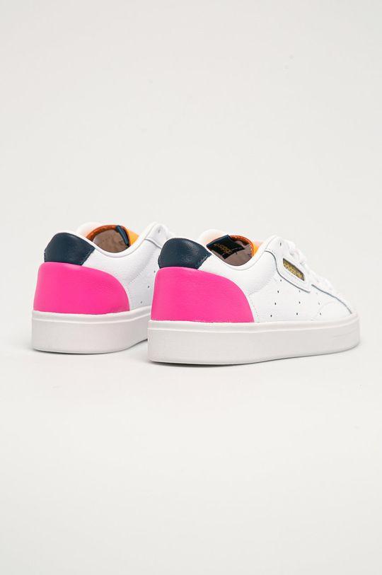 adidas Originals - Kožená obuv Sleek  Zvršok: Prírodná koža Vnútro: Textil Podrážka: Syntetická látka
