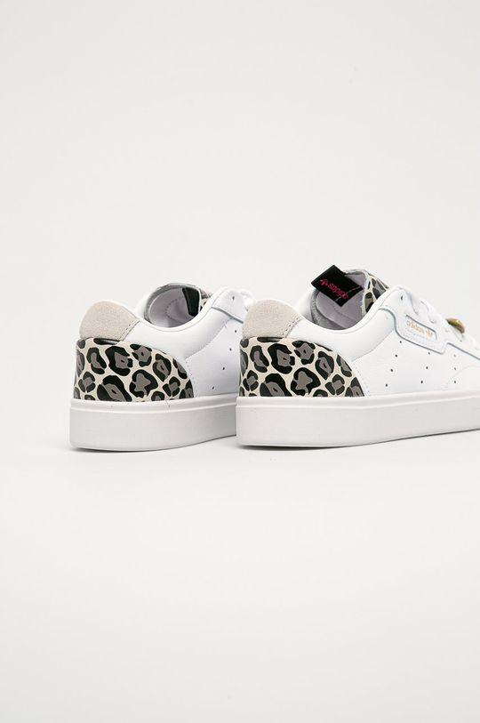 adidas Originals - Kožené boty Sleek  Svršek: Přírodní kůže Vnitřek: Umělá hmota, Textilní materiál Podrážka: Umělá hmota