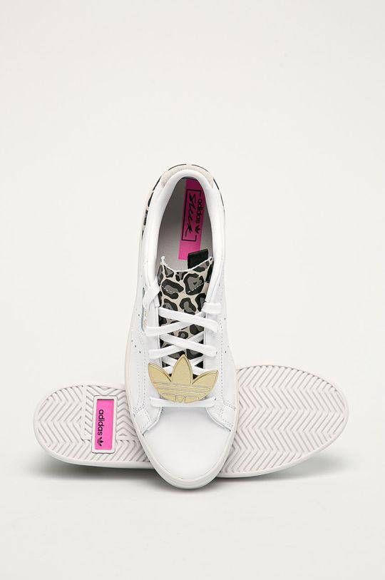 adidas Originals - Kožené boty Sleek Dámský