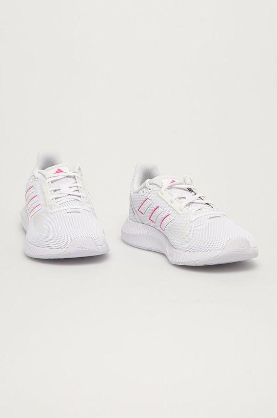 adidas - Buty Runfalcon 1.0 biały