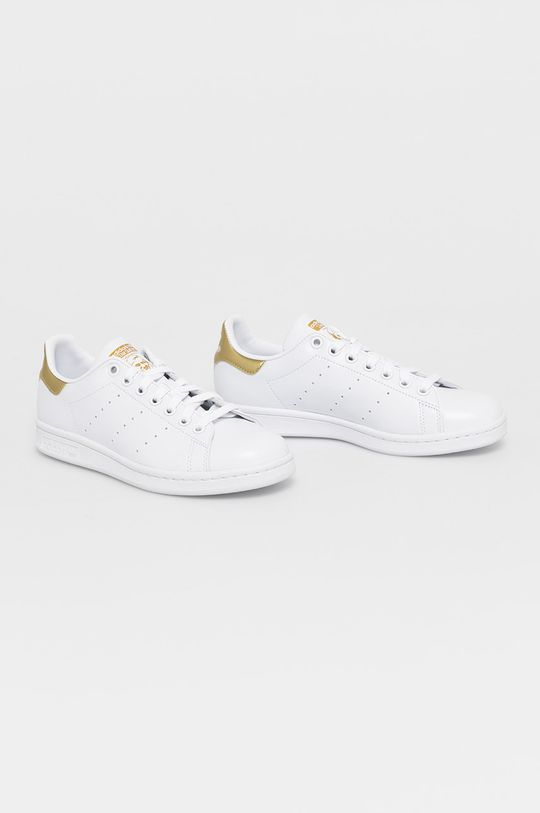 adidas Originals - Boty Stan Smith bílá
