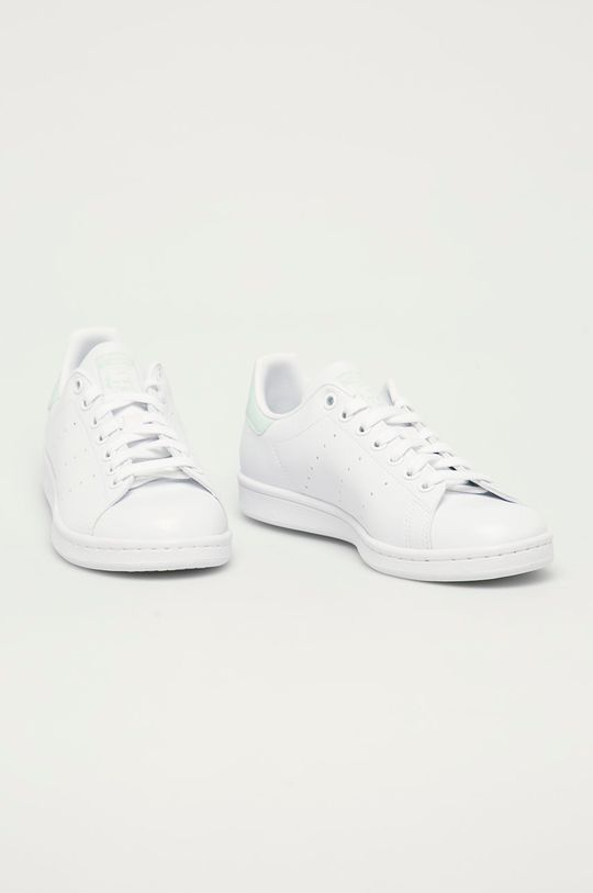 adidas Originals - Topánky STAN SMITH biela