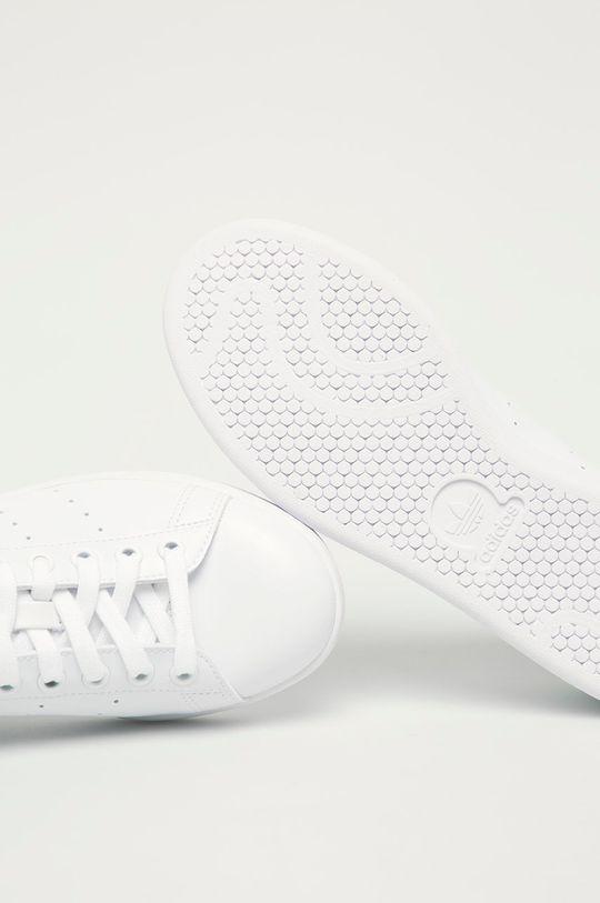 biela adidas Originals - Topánky STAN SMITH