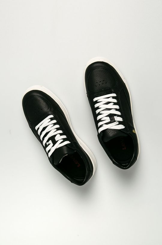 Levi's - Kožená obuv  Zvršok: Prírodná koža Vnútro: Textil Podrážka: Syntetická látka