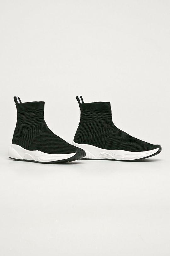 Truffle Collection - Topánky čierna