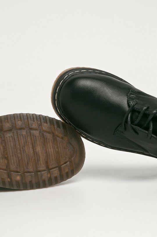 czarny Truffle Collection - Półbuty