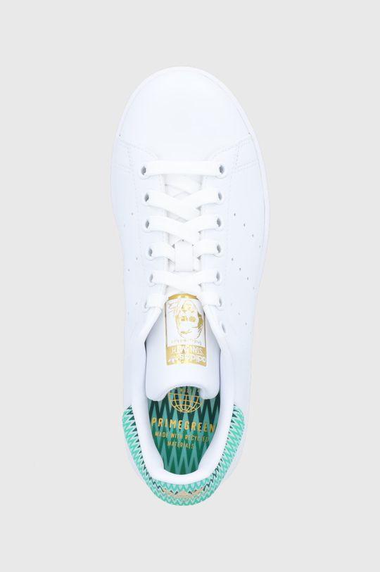 biały adidas Originals - Buty Stan Smith