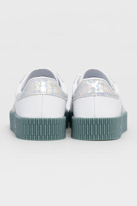 adidas Originals - Buty Sambarose Cholewka: Materiał syntetyczny, Skóra naturalna, Wnętrze: Materiał tekstylny, Podeszwa: Materiał syntetyczny